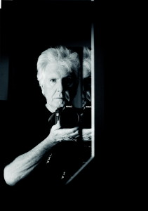 Just a Shot Before He Goes: A modern-day self-portraiture. Photo by and © Graham Nash.