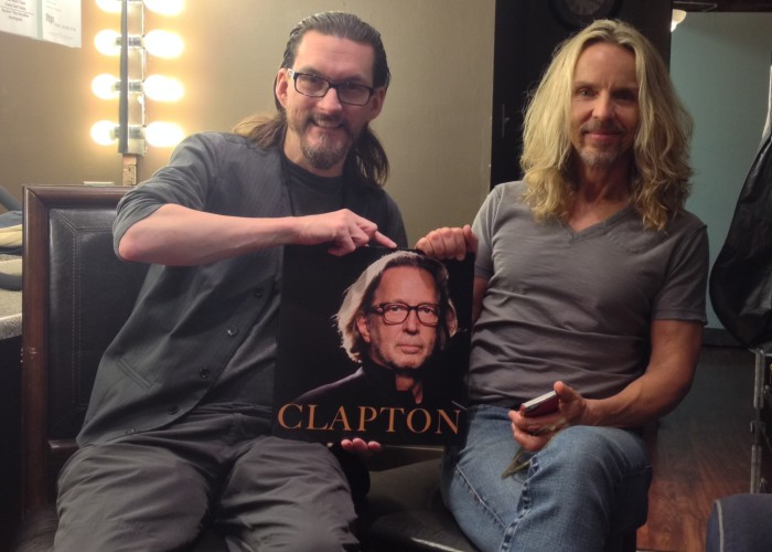 The Vinyl Brothers, Session 1: Tommy Shaw & The SoundBard on Eric Clapton's Underrated Clapton LP