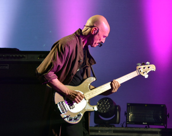 King of Hertz: The Continuing Saga of Tony Levin's Low-End Progressions in the High-End World