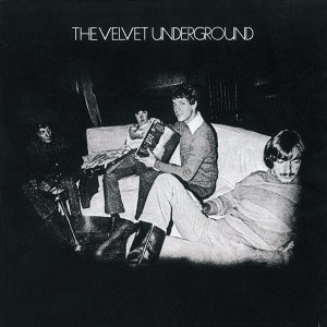 VELVET UNDERGROUND THE VELVET UNDERGROUND COVER ART