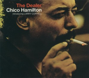CHICO HAMILTON THE DEALER COVER ART