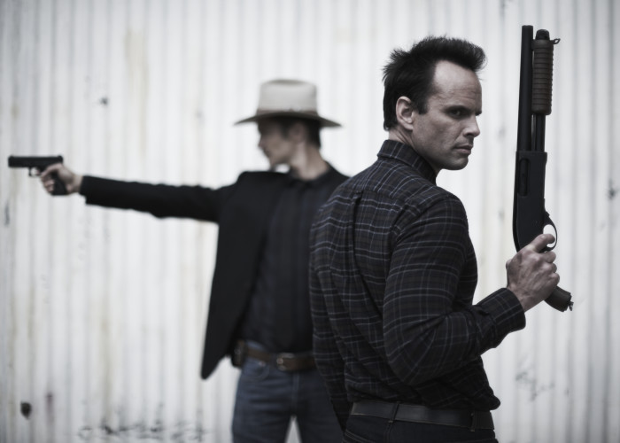 The Healing Hands of Musical Love: Justified's Walton Goggins and His Sharp Storyteller's Ear