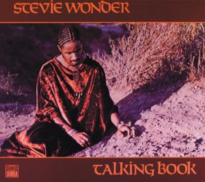 STEVIE WONDER TALKING BOOK COVER ART