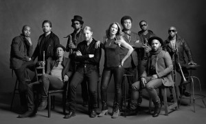 TEDESCHI TRUCKS BAND SHOT 2013