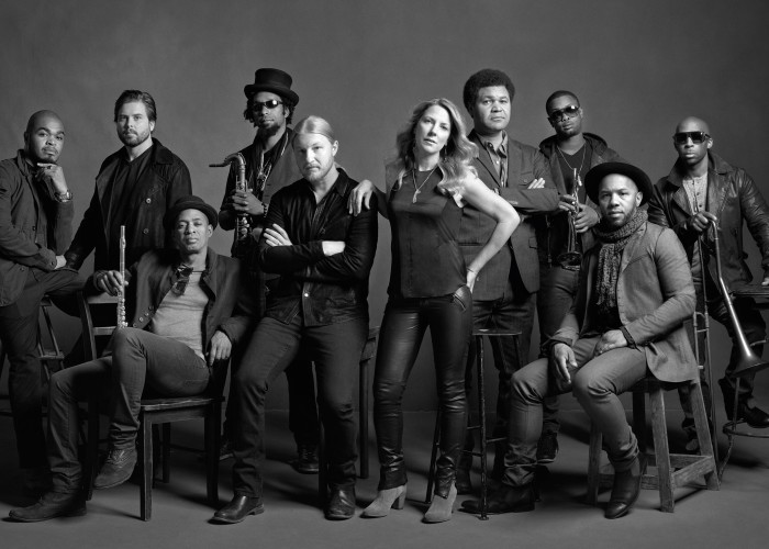 Slidin' Onto Wax: Guitar Prodigy Derek Trucks Spins LPs Wherever He May Roam