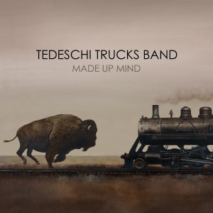 TEDESCHI TRUCKS BAND.MADE UP MIND COVER ART