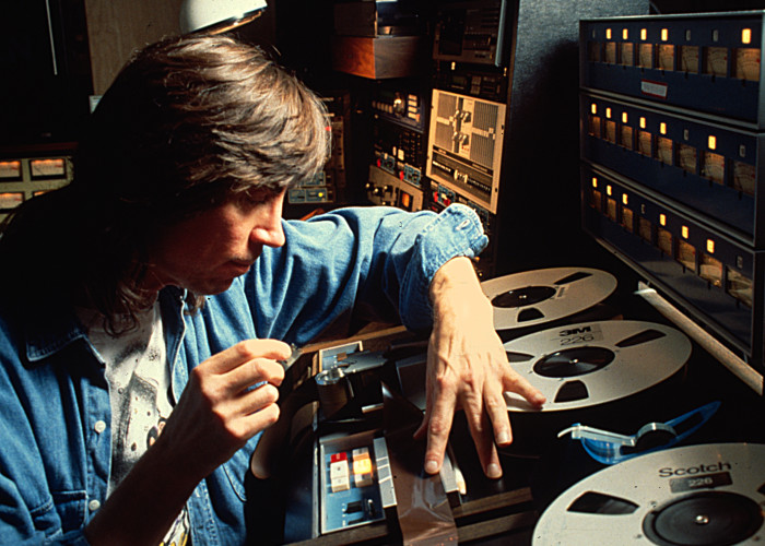 The Once and Future Analog King: Boston's Tom Scholz and the Tales of His Sacred Tapes