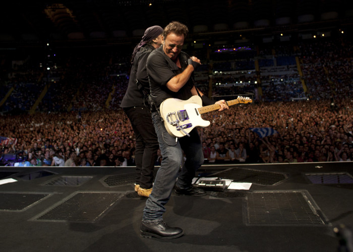 Still Climbing: Bruce Springsteen Fulfills High Hopes on New LP