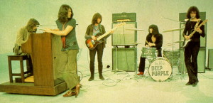DEEP PURPLE 1970 INSTUDIO IN COLOR