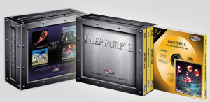 DEEP PURPLE AUDIO FIDELITY BOX ART