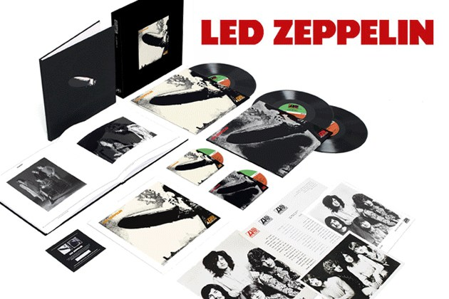 Re-Ledded and Reloaded: Led Zeppelin Soars Again With Upcoming Remasters Series