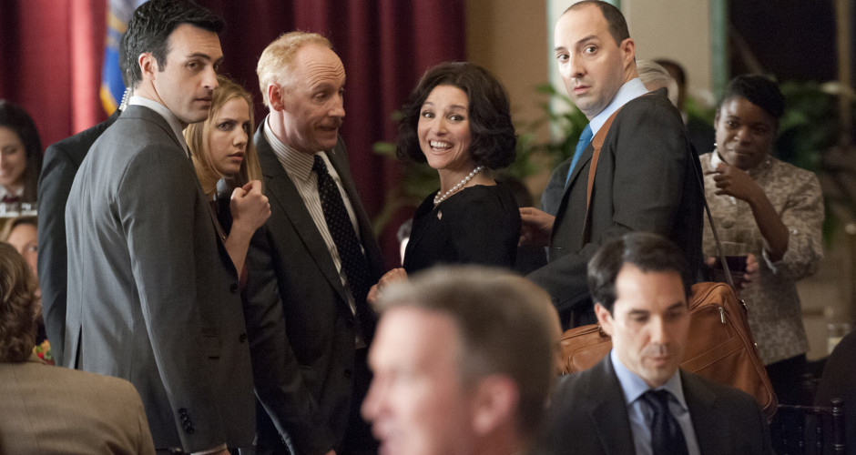 You Gotta Serve Somebody: Tony Hale on Taking Care of Veep Business, Every Day