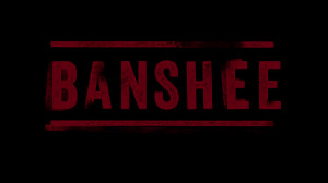 banshee title on black