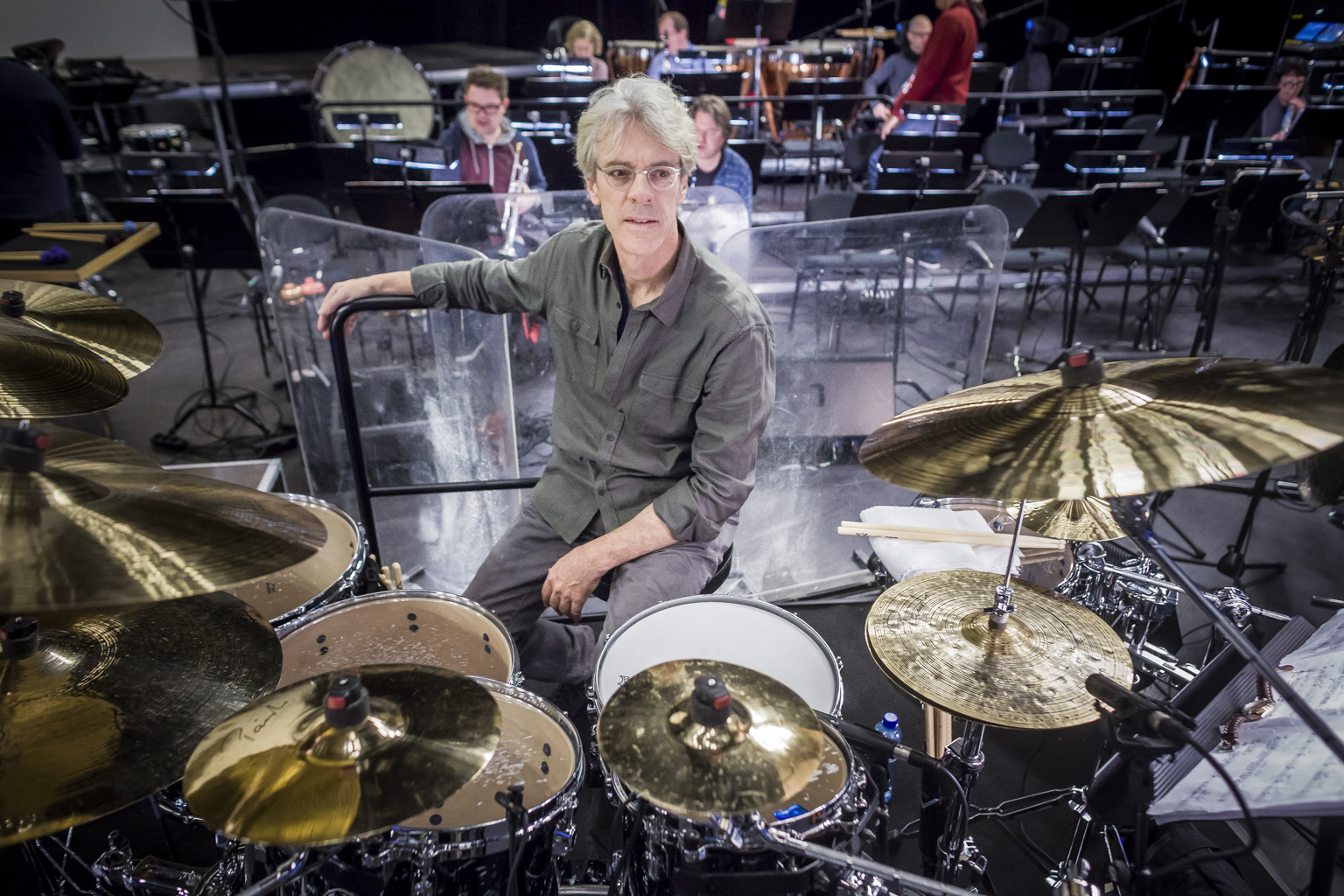 The Rhythmatist's Method: Stewart Copeland on Restoring the 1925 Silent Film Ben-Hur, That Snare Drum Sound & a Few Police Matters