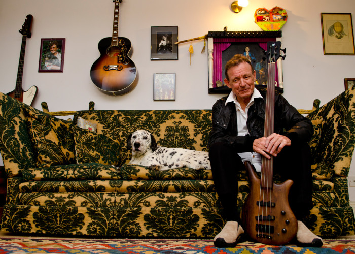 Sunshine of Your Groove: Jack Bruce on Getting Silver Rails on Track, Recording at Abbey Road Studios & The Essence of Cream