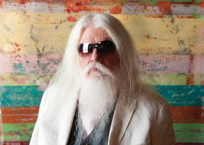 Mad Dogs and Shelter People: Leon Russell Looks Back on an Amazing Life Journey