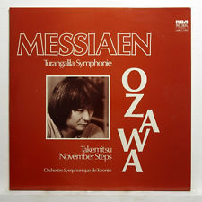 OZAWA _ MESSIAEN _ COVER