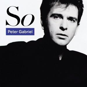 PETER GABRIEL _ SO COVER ART