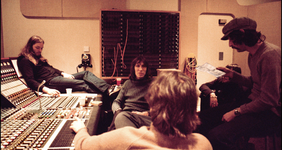 Building the 5.1 Wall: Producer James Guthrie Discusses Pink Floyd and Roger Waters' Surround Sound Plans at Academic Conference