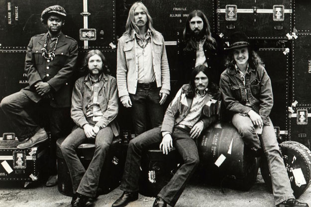 The Midnight Writer: Alan Paul on the Definitive Inside History of The Allman Brothers Band