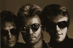 Outlandos del Sol: The Police in shades. Photo by Duane Michaels.