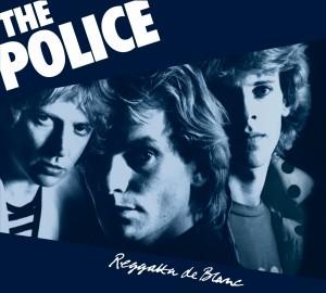 THE POLICE _ REGATTA DE BLANC COVER ART