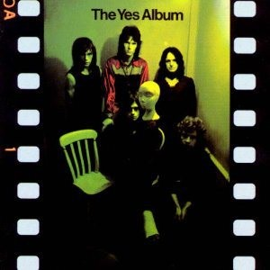 YES _ THE YES ALBUM _ COVER ART